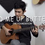 The Foundations – Build Me Up Buttercup fingerstyle tabs (Mark Sagum)