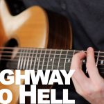 AC/DC- Highway To Hell fingerstyle tabs (Martin Rauhofer)