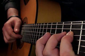 George Michael - Careless Whisper fingerstyle tabs