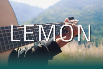 Kenshi Yonezu - Lemon fingerstyle tabs
