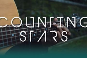 OneRepublic - Counting Stars fingerstyle tabs