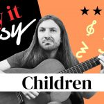 Robert Miles – Children fingerstyle tabs