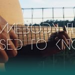 Gotye feat. Kimbra – Somebody That I Used to Know fingerstyle tabs (Iqbal Gumilar)