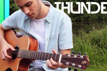 Imagine Dragons - Thunder fingerstyle tabs