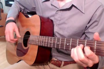 Inception - One Simple Idea fingerstyle tabs