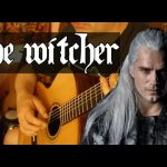 OST The Witcher – Toss A Coin To Your Witcher fingerstyle tabs (Fabio Lima)