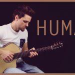 Rag'n'Bone Man – Human fingerstyle tabs (Gareth Evans)