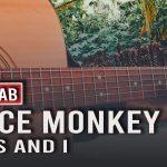 Tones And I – Dance Monkey fingerstyle tabs (Dhimas Prayoga)