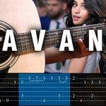 Camila Cabello – Havana fingerstyle tabs