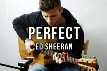 Ed Sheeran - Perfect fingerstyle tabs