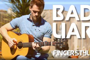 Imagine Dragons - Bad Liar fingerstyle tabs