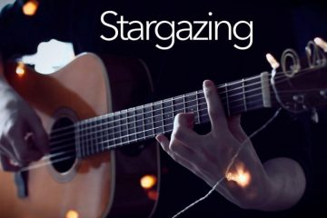 Kygo - Stargazing fingerstyle tabs