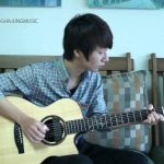 Lady GaGa – Poker Face fingerstyle tabs (Sungha Jung)