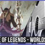 League of Legends – Rise fingerstyle tabs (Robert Chen)