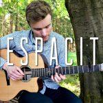 Luis Fonsi ft. Justin Bieber – Despacito fingerstyle tabs (Mattias Krantz)