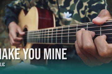 PUBLIC - Make You Mine fingerstyle tabs