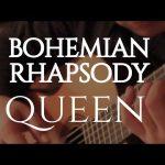 Queen – Bohemian Rhapsody fingerstyle tabs (Fabio Lima)
