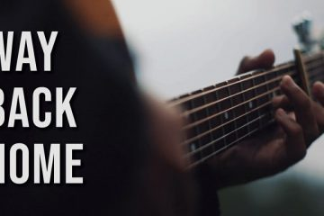 SHAUN - Way Back Home fingerstyle tabs