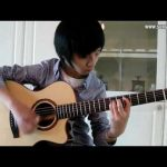 Sting – Shape of my heart fingerstyle tabs (Sungha Jung)
