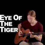 Survivor – Eye Of The Tiger fingerstyle tabs (Martin Rauhofer)