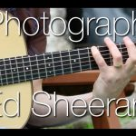 Ed Sheeran – Photograph fingerstyle tabs (Gareth Evans)