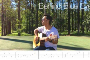 Limp Bizkit – Behind Blue Eyes fingerstyle tabs (Rodrigo Yukio)