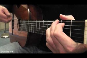 Pink Floyd – Wish You Were Here fingerstyle tabs