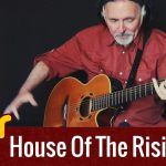 The House Of The Rising Sun fingerstyle tabs (Igor Presnyakov)