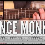 Tones and I – Dance Monkey fingerstyle tabs (Gareth Evans)