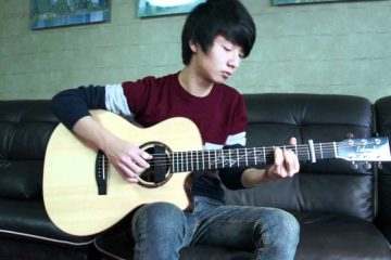 Adele – Someone Like You fingerstyle tabs (Shungha Jung)