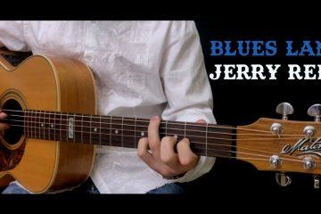 Jerry Reed – Blues Land fingerstyle tabs (Lorenzo Polidori)