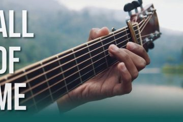 John Legend – All of Me fingerstyle tabs (Iqbal Gumilar)