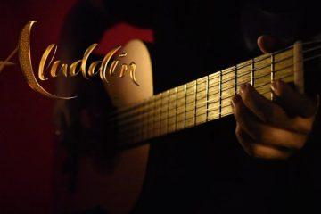 OST Aladdin – Arabian Nights fingerstyle tabs (Vladislav Arsentev)