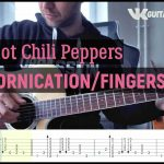 Red Hot Chili Peppers – Californication fingerstyle tabs
