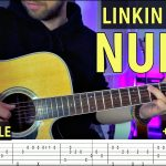Linkin Park – Numb fingerstyle tabs