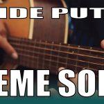 meme song – Wide Putin fingerstyle tabs (Iqbal Gumilar)
