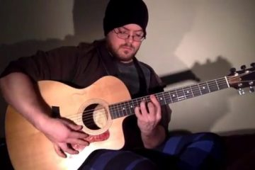 Wham! – Careless Whisper fingerstyle tabs (Daniel James)