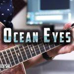 Billie Eilish – Ocean Eyes fingerstyle tabs (Peter John)