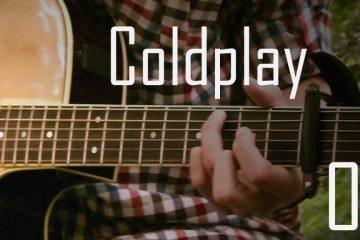 Coldplay – O fingerstyle tabs (Albert Gyorfi)