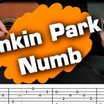 Linkin Park – Numb fingerstyle tabs (Yuri Volkov)