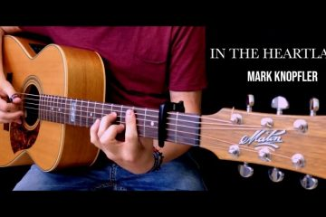 Mark Knopfler – In The Heartland fingerstyle tabs (Lorenzo Polidori)