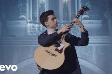 Moonlight Sonata fingerstyle tabs (Marcin Patrzalek)