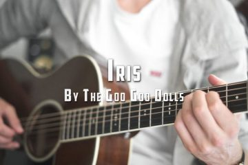 The Goo Goo Dolls – Iris fingerstyle tabs (Peter John)