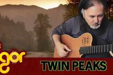 Twin Peaks fingerstyle tabs (Igor Presnyakov)