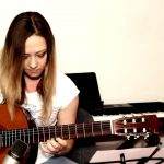 Yiruma – River Flows in You fingerstyle tabs (Marina Mirakova)