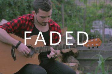 Alan Walker – Faded fingerstyle tabs (Peter Gergely)