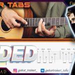 Alan Walker – Faded fingerstyle tabs