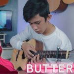 Jack Stauber – Buttercup fingerstyle tabs (Mj Casiano)