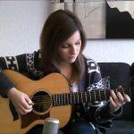 Joan Osborne – One Of Us fingerstyle tabs (Gabriella Quevedo)