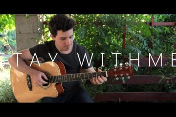 Sam Smith – Stay With Me fingerstyle tabs (Peter Gergely)